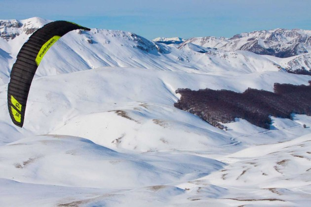 Snowkite World Contest 2016
