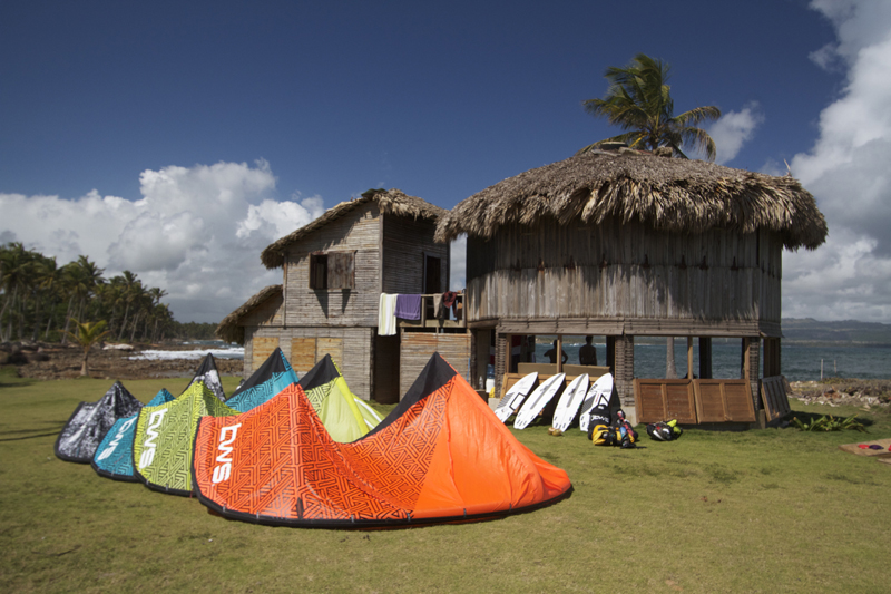 Uncharted Kite Sessions BWS Kite Surf Camp Dominican Republic Picture 8