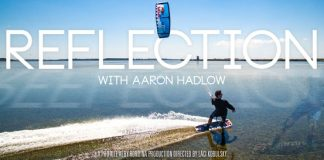 Reflection with Aaron Hadlow