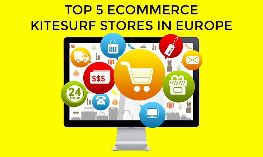 The top 5 kitesurf online stores in europe with best deals for Best discount stores online