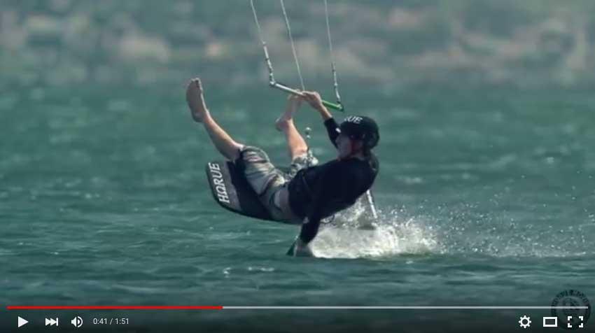 hydrofoil video