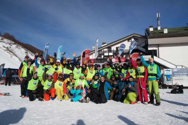 Snowkite World Contest 2016