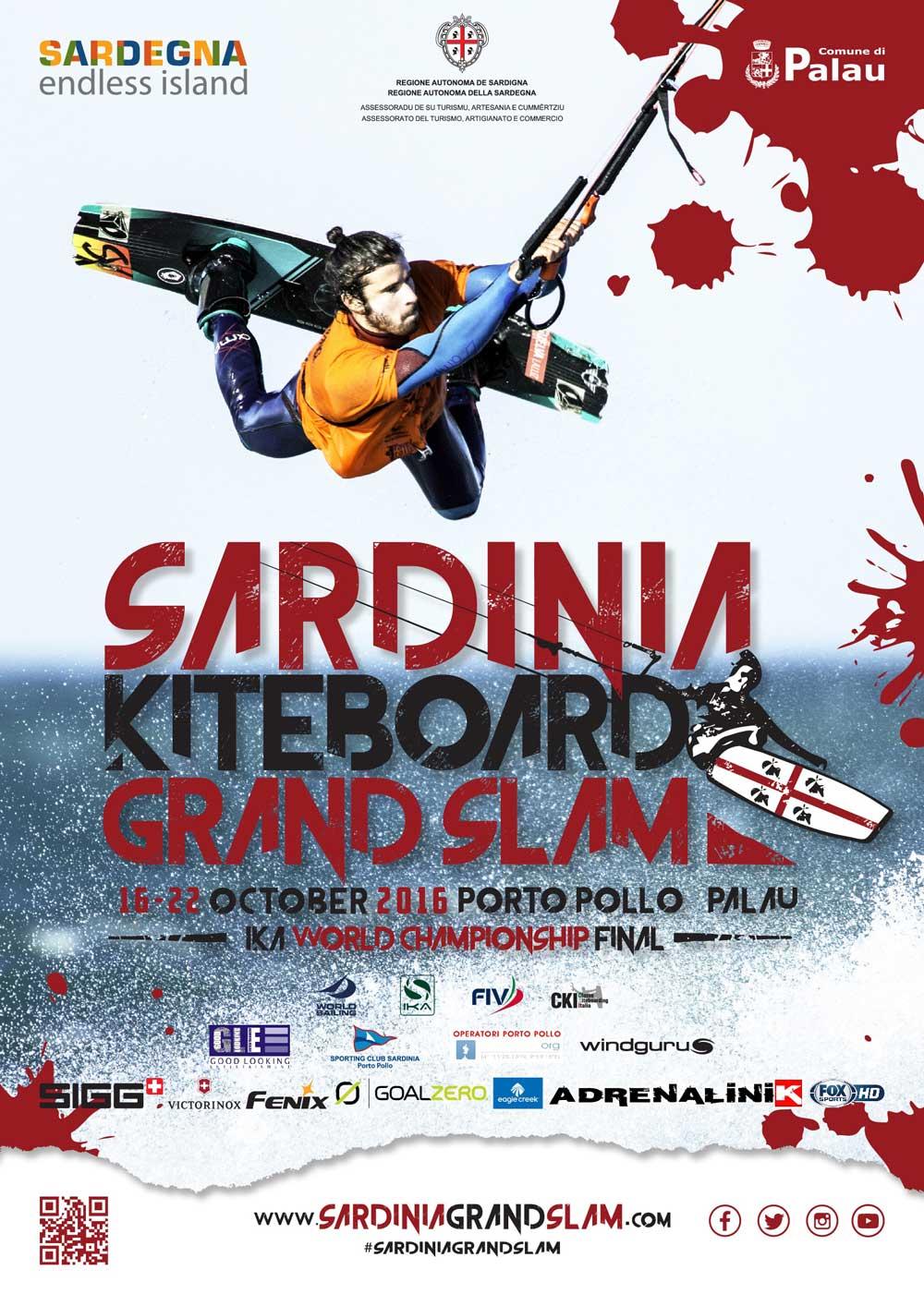 sardinia grand slam 2016